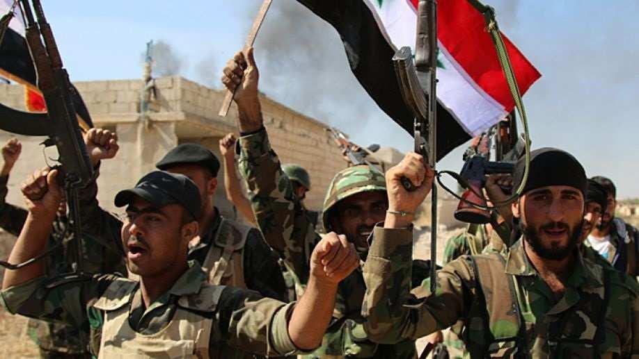 Сирийский Сталинград: Армия САР прорвала блокаду авиабазы Кувейрис (ВИДЕО 18+)   Русская весна