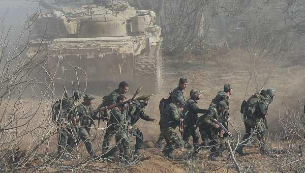 ВКС России в Сирии увеличили интенсивность ударов по ИГИЛ, — Минобороны РФ | Русская весна