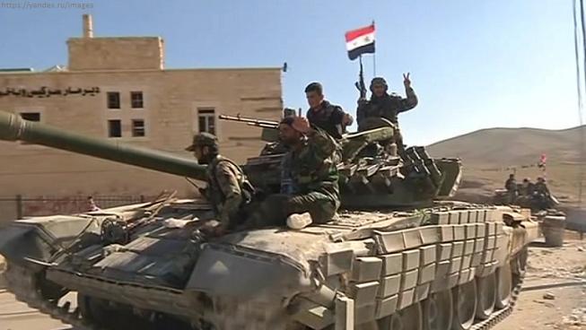 САА наступает в Латакии и под Дамаском, боевики под мощнейшими обстрелами вДарайском котле и Дараа | Русская весна