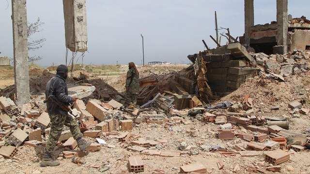 США отрицают обвинения Дамаска в ударах по сирийской военной базе | Русская весна