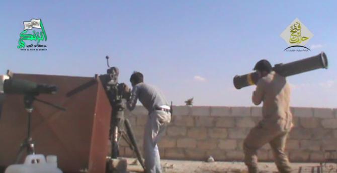 «Планета обезьян» — боевики сирийской «оппозиции» на захваченной авиабазе (ВИДЕО строго 18+) | Русская весна