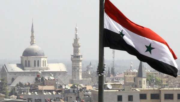 Сирийский министр: разрушение Сирии — часть плана Турции | Русская весна