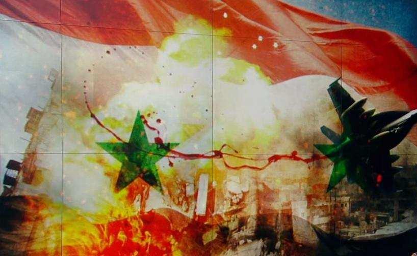 Минобороны РФ: Самолёты международной коалиции были врайоне удара поармии Сирии (ВИДЕО) | Русская весна