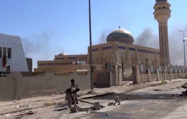 Войска Ирака освободили командную базу отбоевиков ИГИЛ | Русская весна