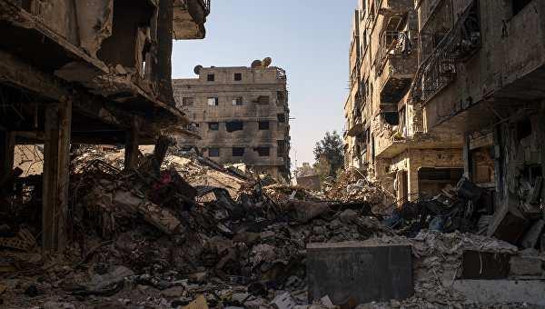 СШАнеподтверждают применение Россией кассетных бомб вСирии | Русская весна