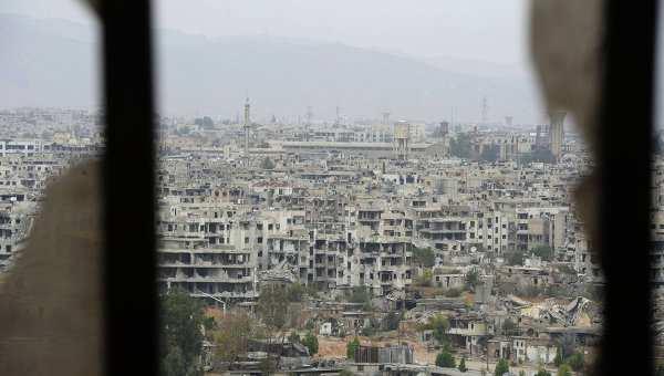 Связь оппозиции Сирии стеррористами очевидна, — постпред РФ | Русская весна