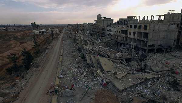 Более миллиона сирийцев уже пять лет живут в осаде, - доклад | Русская весна