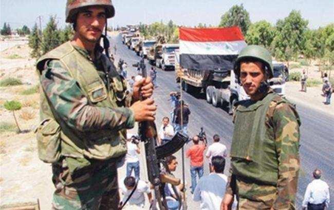 Исламисты расстреляли 56сирийских военных | Русская весна