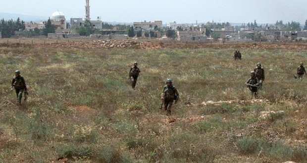 Сводки спецоперации: ВВС и армия Сирии нанесли удары по скоплениям террористов, уничтожив технику и множество боевиков | Русская весна