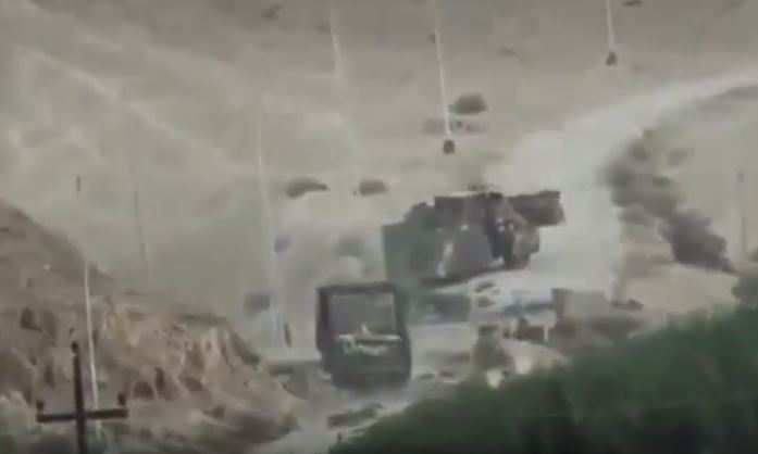Бронированные БЕЛАЗы ИГИЛА и их союзников из сирийской оппозици (ФОТО, ВИДЕО)   Русская весна