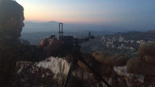 Сирийская армия освободила дванаселенных пункта близ турецкой границы | Русская весна