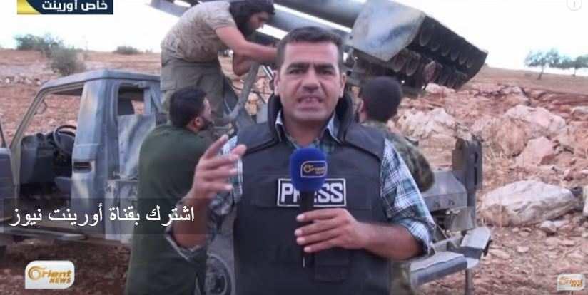 Террористы утверждают, чтообстреляли российские позиции всирийской Скальбии (ВИДЕО, перевод) | Русская весна