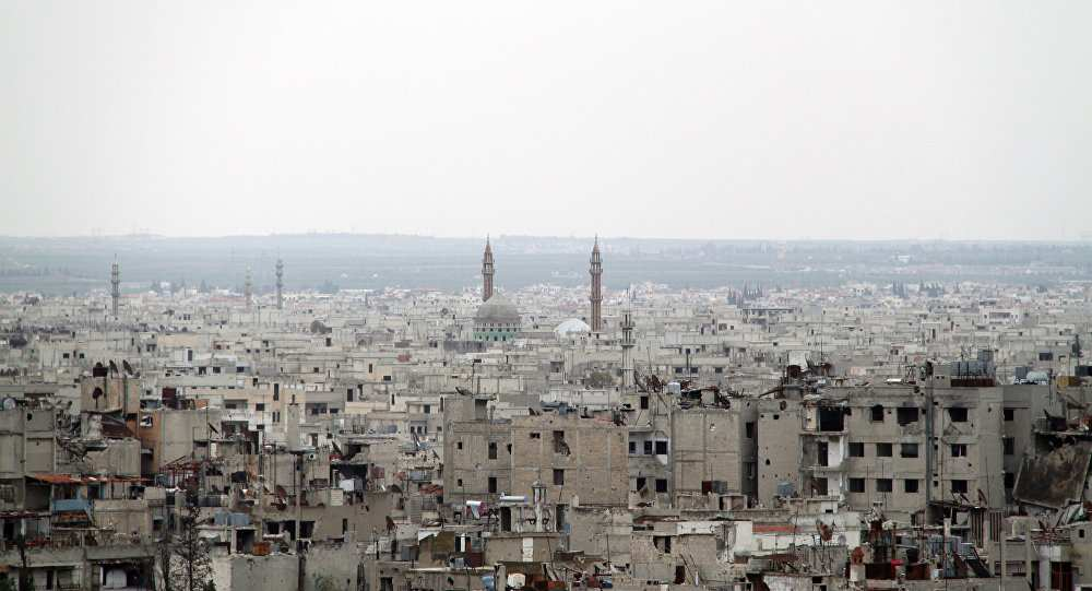 В Сирии убиты главари Первой южной армии (+ВИДЕО) | Русская весна