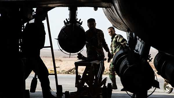 Сирийская авиация нанесла удары по ИГИЛ возле ливанской границы | Русская весна