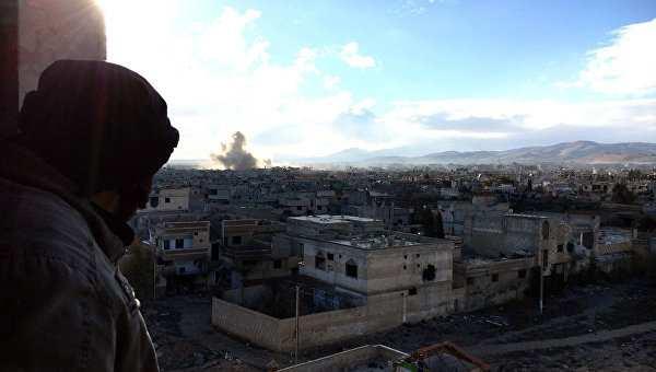 Турция обстреливает Сирию, чтобы защитить террористов, — советник Асада | Русская весна