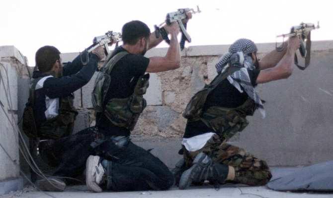 400 боевиков прибыли в Сирию через Турцию | Русская весна