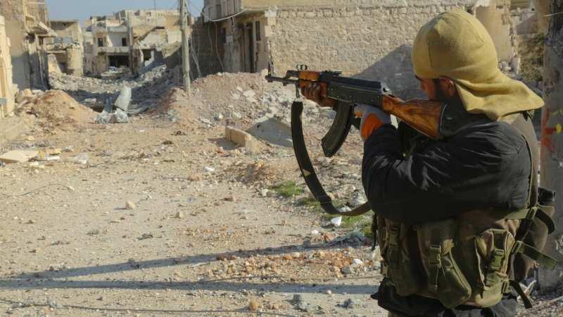 СРОЧНО: ВВосточной Гуте начались боимежду Армией Сирии изатаившимися боевиками | Русская весна