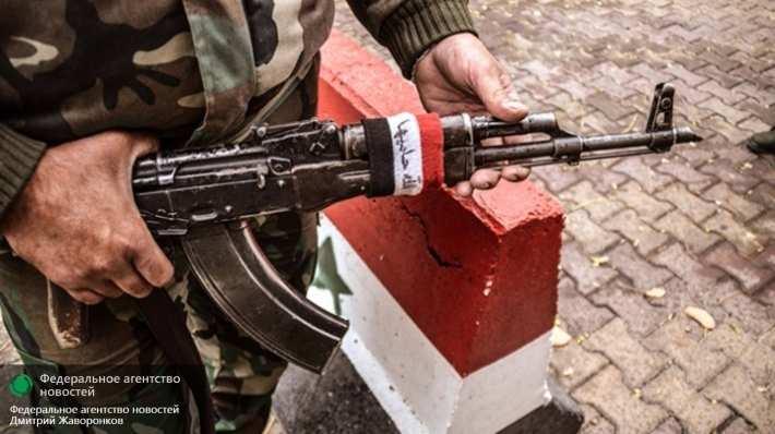 Сирийский боец: Да хранит нас Господь и русские автоматы | Русская весна