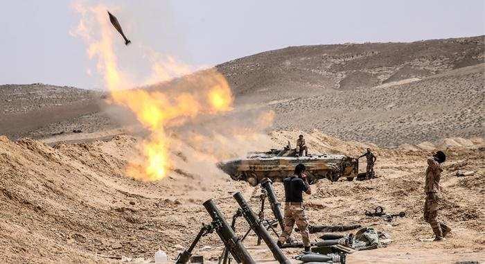 Армия Сирии атаковала позиции проамериканских сил SDF, чтобы спасти пилота Су-22, сбитого коалицией США | Русская весна