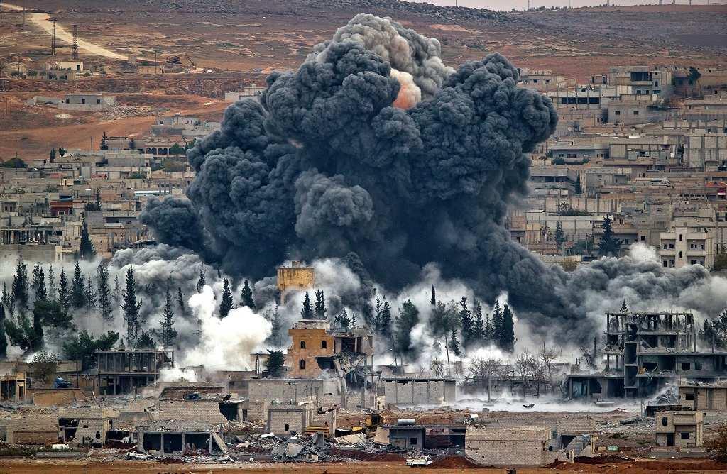 Что происходит в Сирии? — сообщение Министерства обороны России | Русская весна