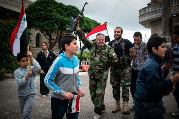Почти 90% территории Сирии освобождено от ИГИЛ, — Минобороны | Русская весна