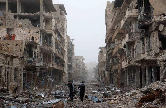 СШАстремятся некурегулированию, акпродлению конфликта вСАР, — эксперты | Русская весна