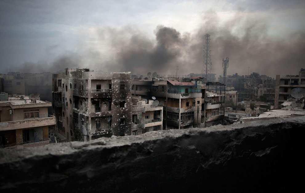 Внезапно: влиятельное американское издание прочит Сирии новую войну | Русская весна