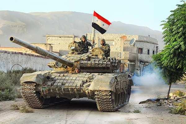 СРОЧНО: Сирийские войска и ополченцы освободили городок Ретьян в Алеппо и поселок Атман в Дараа (КАРТА) | Русская весна
