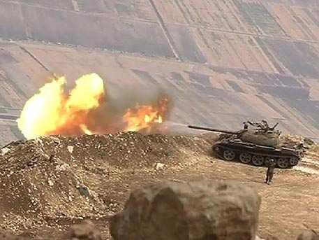 Стратегический рубеж взят: как армия Асада устроила боевикам ИГИЛ кровавую баню под землей (ФОТО) | Русская весна