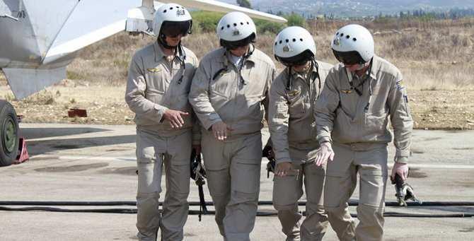 «В Сирии служат настоящие мужчины», — российский генерал | Русская весна