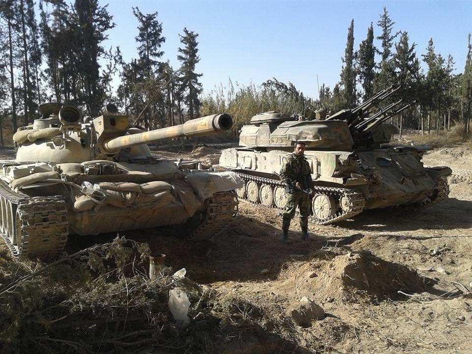 Сводка от «Тимура»: САА успешно наступает, в Хомсе лидер бандформирования дезертировал в Саудовскую Аравию, его боевики разбегаются   Русская весна