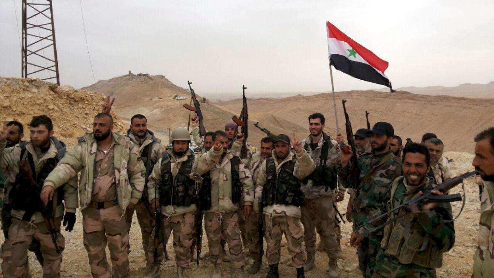 Сирийский Генштаб подтвердил окончательное освобождение Дейр-эз-Зора от ИГИЛ | Русская весна