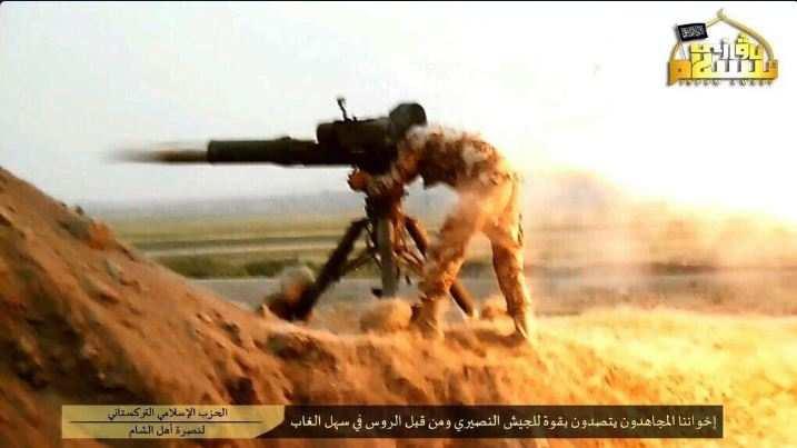 Кровавая бойня в Идлибе: «ан-Нусра» напала на ССА, убив многих боевиков и захватив штаб и американские ракеты (ВИДЕО, ФОТО 18+) | Русская весна