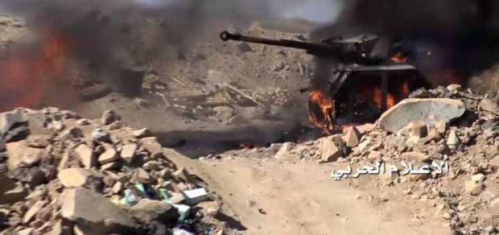 Масштабная операция в Йемене: хуситы громят войска Саудовской Аравии в приграничных районах (ФОТО, ВИДЕО) | Русская весна
