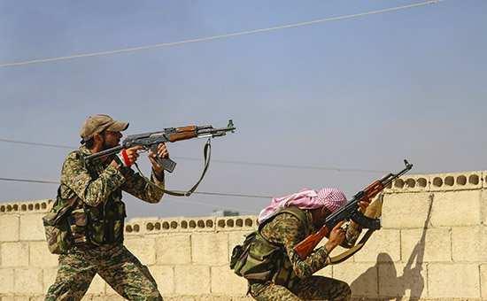 «Тимур»: под напором САА боевики дезертируют в «гостеприимную» Турцию, под Дамаском ИГИЛ воюет с «Ан-Нусрой», в Дерайском котле армия продвигается | Русская весна