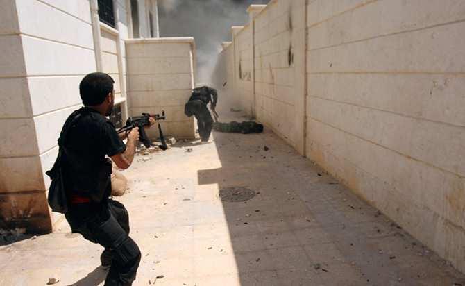 СРОЧНО: сирийская армия иополченцы ведут боистеррористами ИГИЛ наулицах Пальмиры | Русская весна