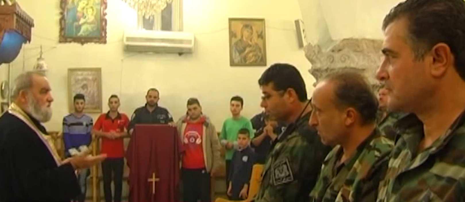 Сирийские ополченцы: «Мы будем защищать свою землю, пока не искореним эту несправедливость» (ВИДЕО)   Русская весна