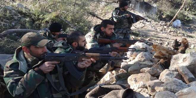 «Тимур»: идут бои, в Дейр эз-Зор ИГИЛ понесло большие потери, из Иордании прибыли новые отряды боевиков | Русская весна