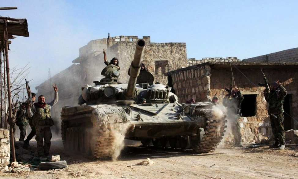 Успехи сирийской армии повергли Анкару и Эр-Рияд в отчаяние, — Independent | Русская весна