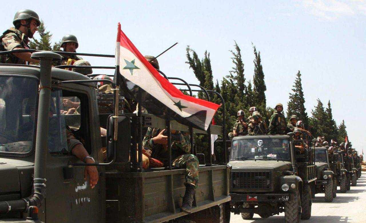 ВАЖНО: Армия Сирии вошла в Меядин — оплот ИГИЛ в Дейр-эз-Зоре | Русская весна