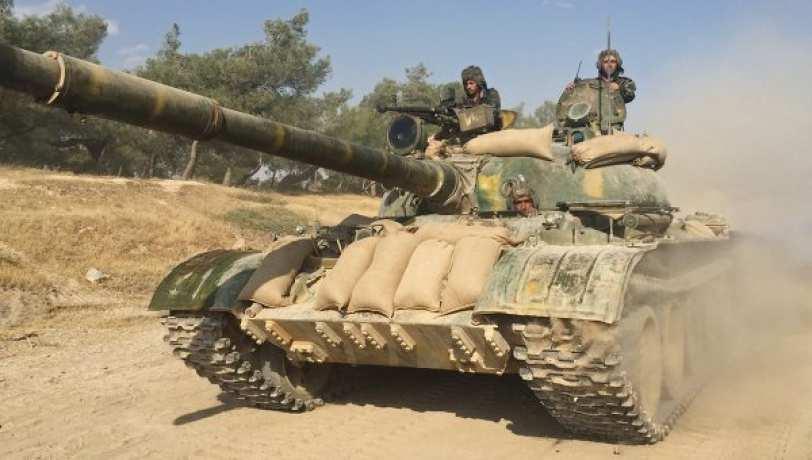 Сирийская армия готовится нанести решающий удар по ИГИЛ (ВИДЕО) | Русская весна