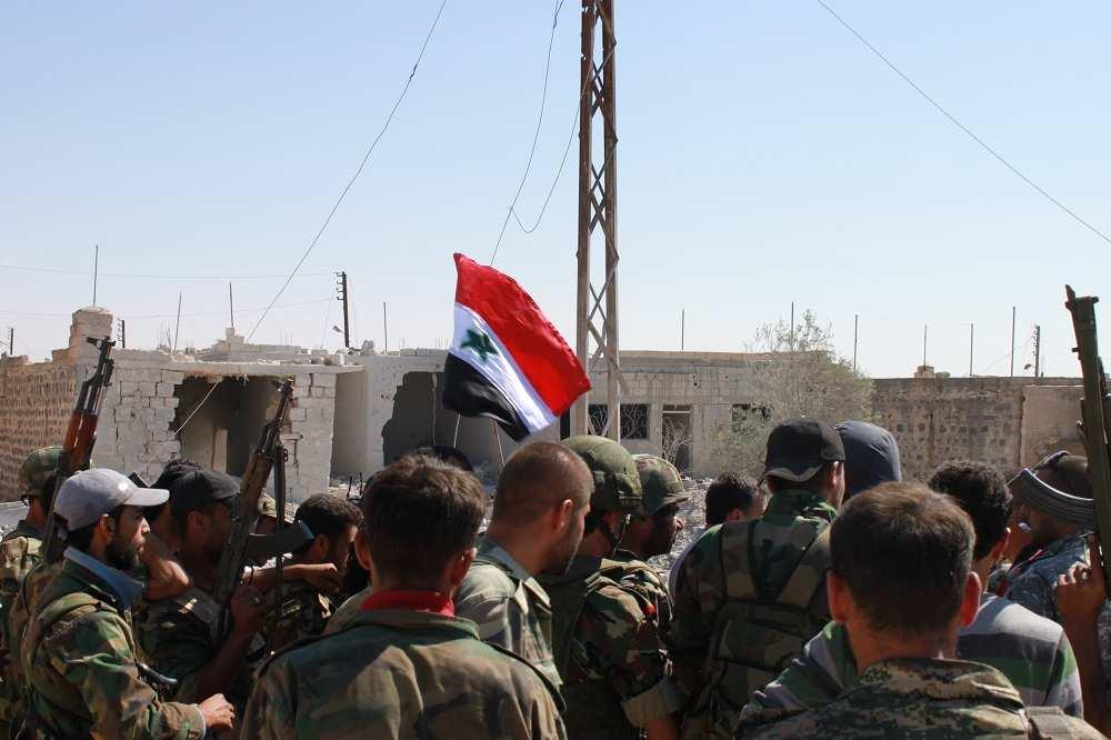 В Генштабе рассказали, как был разгромлен последний оплот ИГИЛ в Сирии | Русская весна