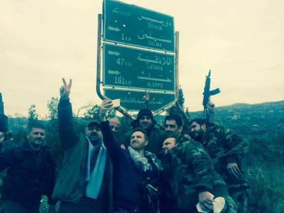 «Тимур»: Обстановка на фронтах Сирии после объявления о грядущем перемирии   Русская весна