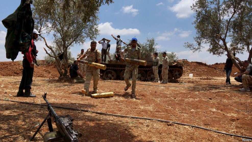 Сводка: Армия Сирии и ВКС РФ уничтожили банду в Хомсе, войска наступают под Дамаском, в Ракке ВВС громят ИГИЛ, — «Тимур»   Русская весна