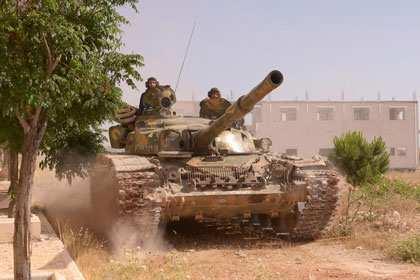Армия Сирии благодаря операции ВКС России освободила долину Кын | Русская весна