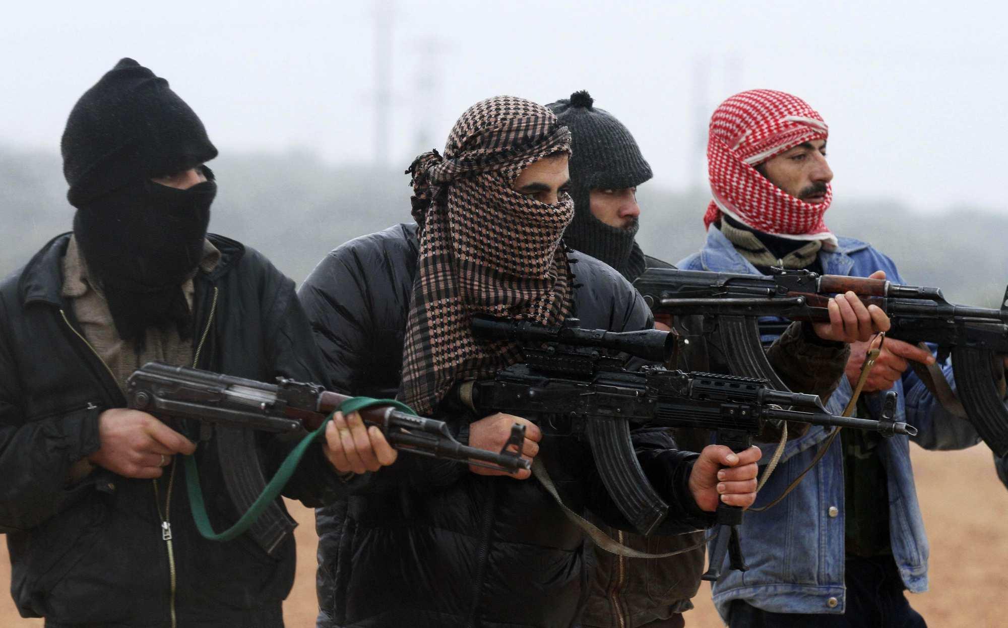 ИГИЛ застало врасплох турецких военных и боевиков,выбив ихизг. Аль-Баб в Алеппо    Русская весна