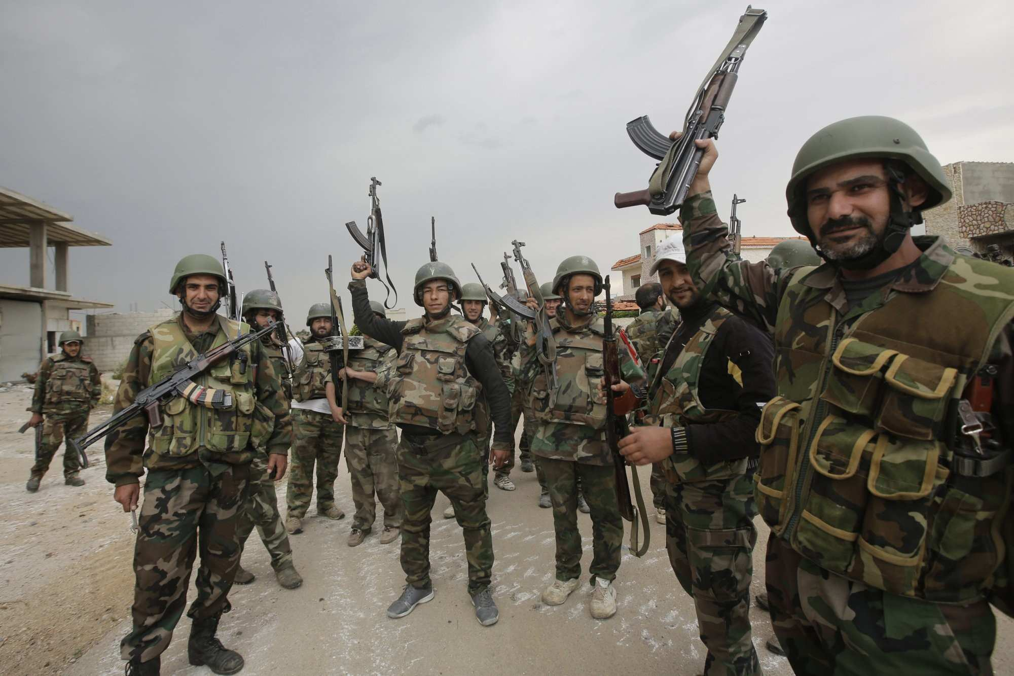Следующие цели Армии Сирии: Дейр эз-Зор и столица ИГИЛ — Ракка | Русская весна