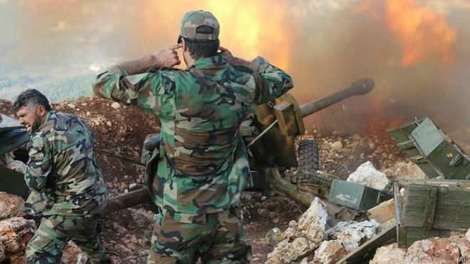 «Тигры» наступают на ТЭЦ в Алеппо, а САА выбивает боевиков из Курдских гор Латакии, освобождены новые селения | Русская весна