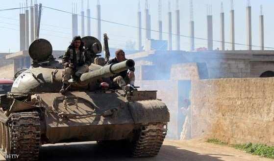 «Тимур»: война продолжается, в Дамаске истребляют «Ан-Нусру», в Дейр эз-Зор ИГИЛ потерял более 100 боевиков | Русская весна
