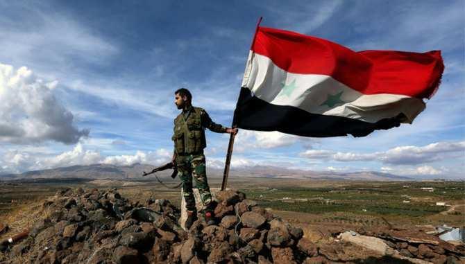 Сирийские военные взяли под контроль две стратегические высоты рядом с Пальмирой | Русская весна
